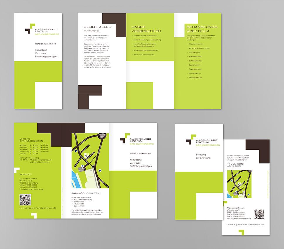 3_Allgemeinarztzentrum_Kuerstein_Flyer_Einladungskarte