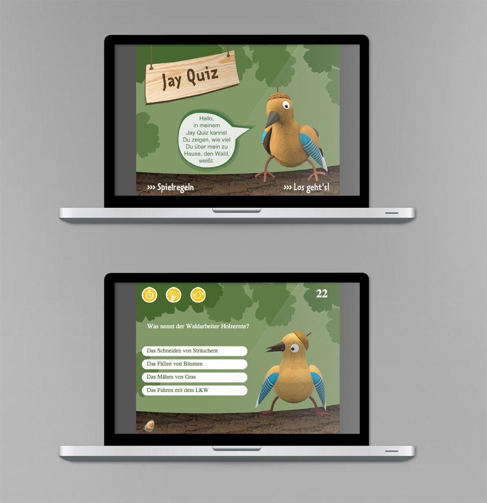 5 ForstBB Jay Kids Animation Quiz 1