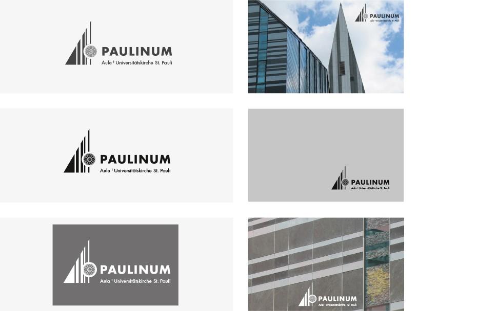 12 Paulinum EntwurfB Logovarianten Darstelung s w negativ 1 1