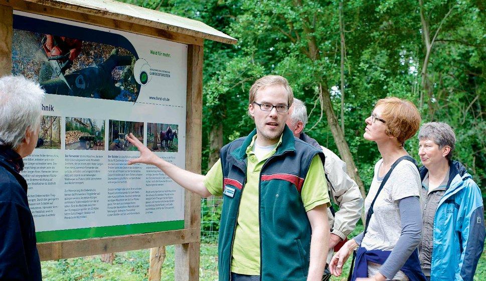 27 ForstSH Begruessung Waldbau 1