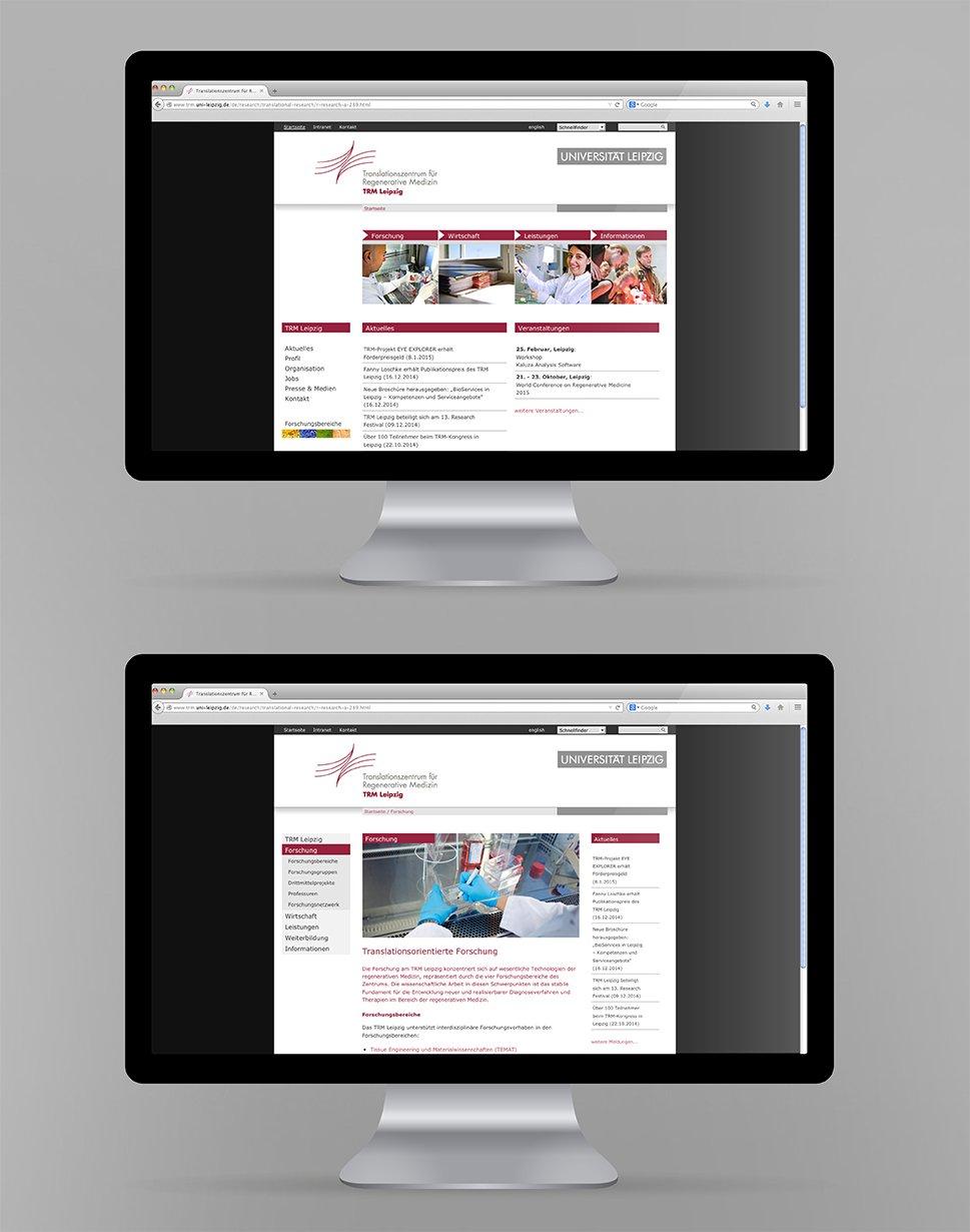 4 TRM Webseite 1