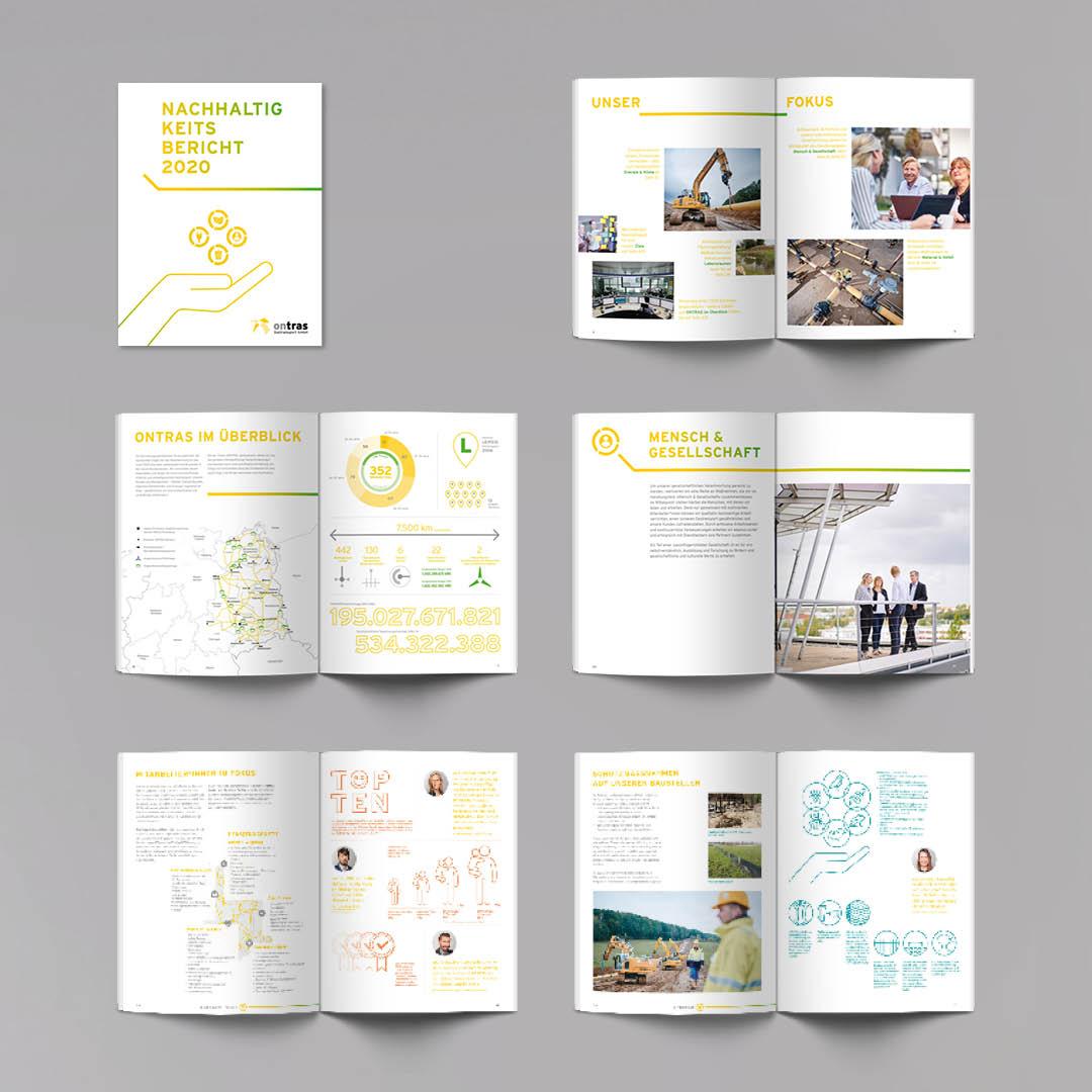 ONTRAS Nachhaltigkeitsbericht